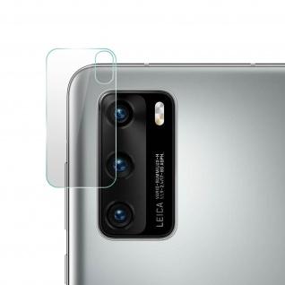Rückkamera kratzfeste Schutzfolie für Huawei P40, Mocolo - Transparent