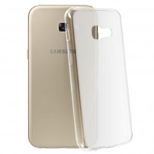 Samsung Galaxy A5 2017 unverbrüchliche Schutzhülle aus Silikon -Transparent