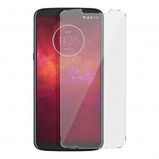 Displayschutzfolie aus gehärtetem Glas für Motorola Moto Z3 Play - 9H Härtegrad