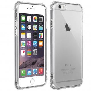 Forever Gelhülle mit verstärkten Ecken für Apple iPhone 6 / 6S ? Transparent