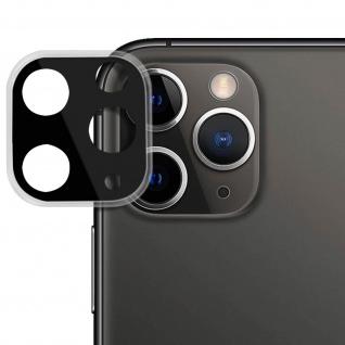 Apple iPhone 11 Pro/Max Rückkamera Schutzfolie aus 9H Glas, Ölabweisend