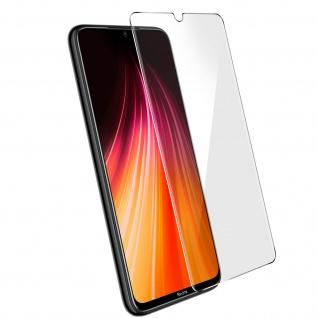 4Smarts ? Schutzfolie Second Glass für Xiaomi Redmi 8A / 8 ? Transparent