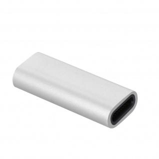 Apple Pencil Ladeadapter von 4Smarts � Silber