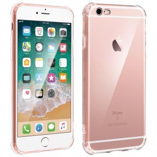 Soft Gelhülle mit verstärkten Ecken für Apple iPhone 6 / 6S ? Transparent