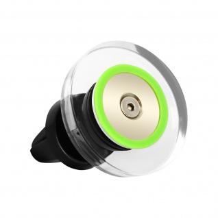 Universal-KFZ magnetische Lüftungshalterung ? Transparent / Grün