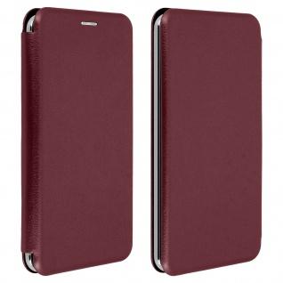 Universal Schutzhülle für Smartphones mit 4.8 - 5.3'' Display - Weinrot
