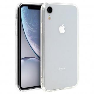 Crystal stoßfeste Schutzhülle + Bumper cover für Apple iPhone XR ? Transparent