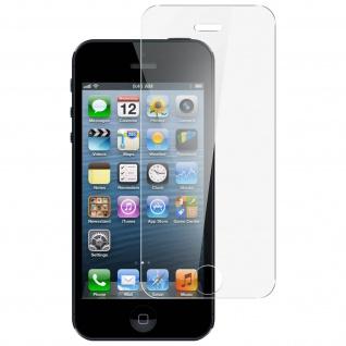 Flexible Displayschutzfolie aus Hartglas Apple iPhone 5, 5s und SE ? Transparent