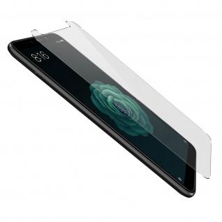 Displayschutzfolie aus gehärtetem Glas für Xiaomi Mi A2 â€? 9H Härtegrad