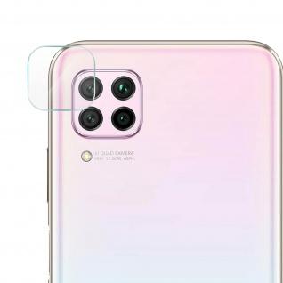 Rückkamera kratzfeste Schutzfolie für Huawei P40 Lite, Mocolo - Transparent