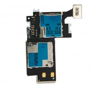 SIM Reader ? SIM Kartenleser + Micro-SD Speicherkarte für Samsung Galaxy Note 2