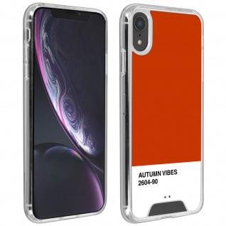 Handyhülle für Apple iPhone XR, Made in France ? Autumn Vibes Design