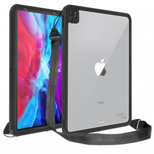 Wasserdichte IP68 Schutzhülle 2m, 4Smarts Hülle für Apple iPad Pro 12.9 2020