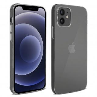Forcell Antibakterielle Schutzhülle für Apple iPhone 12 / 12 Pro ? Transparent
