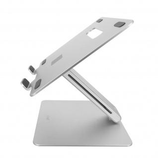 MacBook Tablet faltbarer Tischständer - Silber