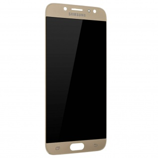 LCD Komplettset Samsung Galaxy J7 2017 + Touchscreen - Gold
