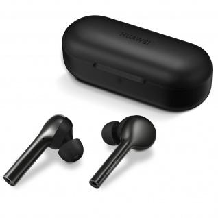 Huawei True Wireless Bluetooth FreeBuds Lite in-ear Kopfhörer - Schwarz - Vorschau 1