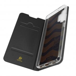 Klappetui mit Kartenfach & Standfunktion Samsung Galaxy A32 ? Schwarz