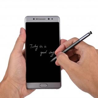 Bluetooth-Stift Galaxy Note 8 Touchscreen feine Spitze 0, 7mm - Schwarz