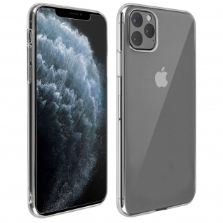 360° Protection Pack für Apple iPhone 11 Pro Max: Cover+ Displayschutzfolie