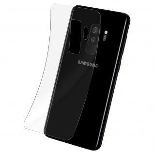 Latex Schutzfolie für Rückseite für Samsung Galaxy S9 Plus - Hohe Transparenz