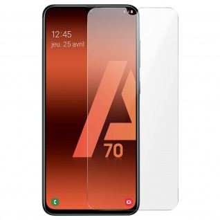 Flexible Displayschutzfolie, ultradünne 0, 2mm Folie Galaxy A70 - Transparent