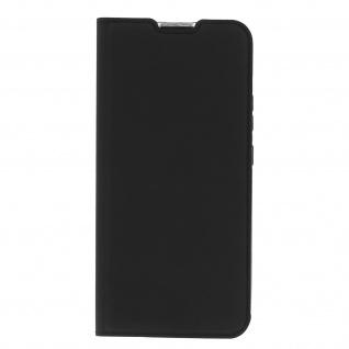 Klappetui mit Kartenfach & Standfunktion Nokia 3.4 ? Schwarz