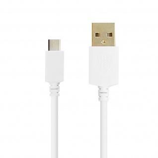 Micro-USB auf USB Kabel Inkax - 2M Aufladen und Synchronisieren - Vorschau 2