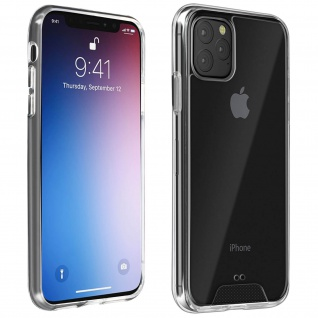 Cristal Hybrid Schutzhülle für Apple iPhone 11 Pro - Transparent
