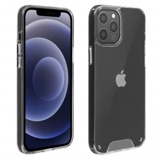 Cristal Hybrid Schutzhülle für Apple iPhone 12 Pro Max ? Transparent