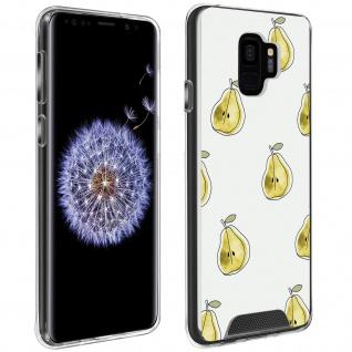 Handyhülle für Galaxy S9, Made in France ? Birnen Design