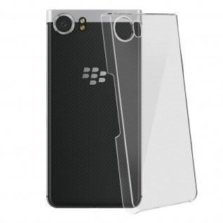 BlackBerry Keyone iMak Crystal Case Transparent - Hartschale
