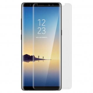 Displayschutzfolie aus gehärtetem Glas für Samsung Galaxy Note 8 - 9H Härtegrad