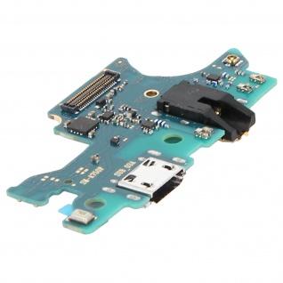 Micro-USB Ladeanschluss+Flexkabel/3.5mm Klinkenstecker Ersatzteil Galaxy A7 2018