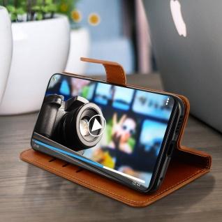 Buffalo Kunstlederetui Xiaomi Mi 9T, Standfunktion & Kartenfächer - Kupfer - Vorschau 3