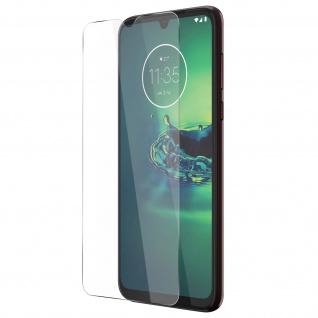 9H Härtegrad kratzfeste Displayschutzfolie Motorola Moto G8 Plus â€? Transparent