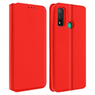 Kunstleder Cover Classic Edition Huawei P smart 2020 - Rot
