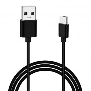 Original Xiaomi USB auf USB-C Lade-/Datebkabel, 1m � Schwarz