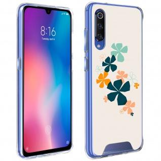 Handyhülle für Xiaomi Mi 9, Made in France ? Kleeblatt Design