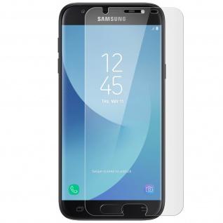 2x Bruchsichere Glas-Displayschutzfolie für Samsung Galaxy J3 2017 - Akashi