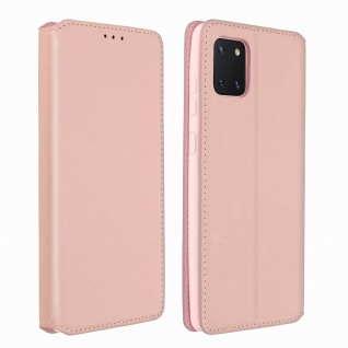 Kunstleder Cover Classic Edition Samsung Galaxy Note 10 Lite � Rosegold