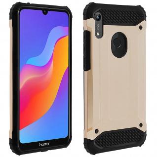 Defender II schockresistente Schutzhülle Huawei Y6 2019 - Gold