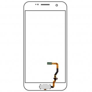 Ersatzteil Haupttaste mit Flexkabel für Samsung Galaxy S7 Weiß