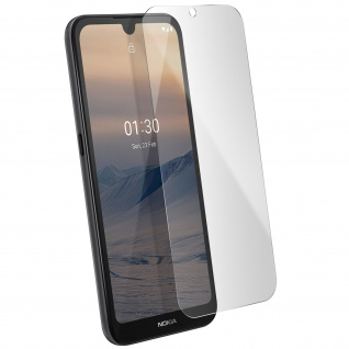 9H Härtegrad kratzfeste Glas-Displayschutzfolie Nokia 1.3 - Transparent