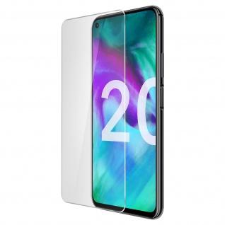 9H Härtegrad Displayschutzfolie Honor 20, Honor 20S/Huawei Nova 5T - Transparent