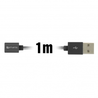 Magnetisches USB-Ladekabel + 2x magnetische Micro-USB Adapter - 4Smarts - Vorschau 5