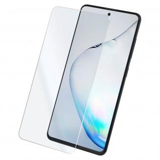 Displayschutzfolie aus Latex, kratzfest, für Galaxy Note 10 Lite - Transparent