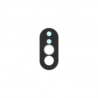 Kamera Linse für Rück-Kamera Sony Xperia XZ, XZS, Xperia X Compact - Schwarz - Vorschau 1