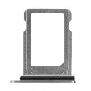 Nano-Sim-Kartenhalter, Halter Ersatzteil für Apple iPhone 12 Pro Max ? Silber