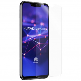 Durchsichtige geschmeidige Displayschutzfolie für Huawei Mate 20 Lite